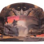 img Boné 5 panel sublimado Ref:0243