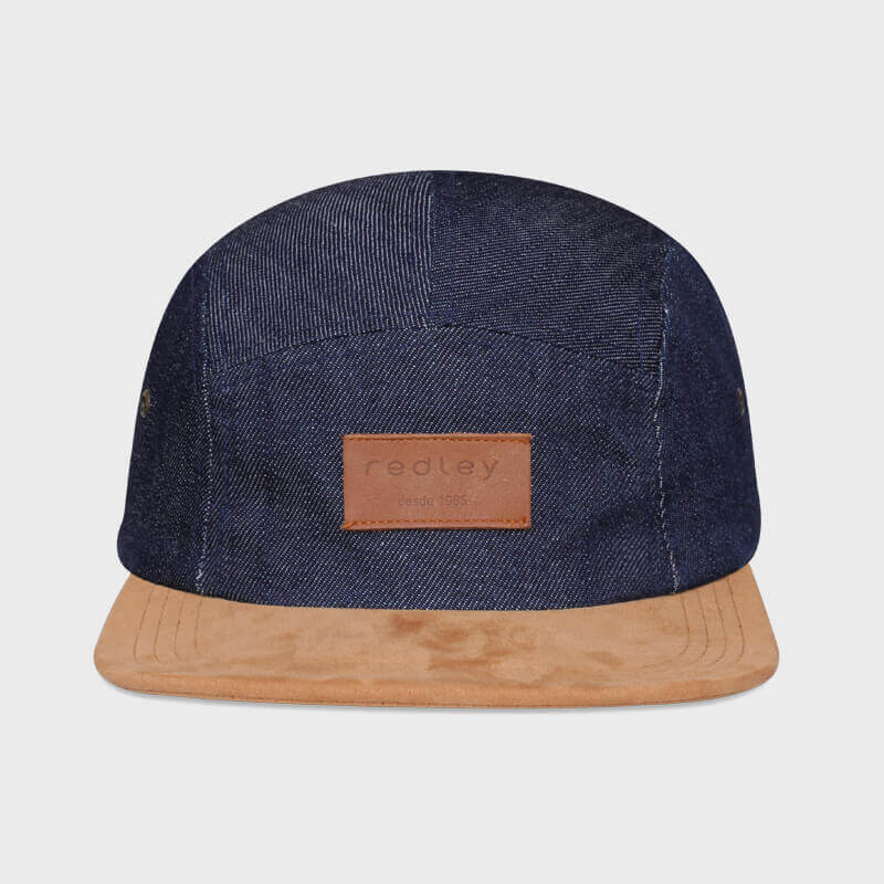 Boné 5 five panel jeans - Frente